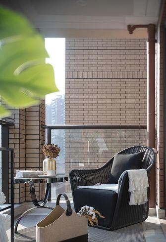 140平米四室两厅新古典风格阳台装修图片大全