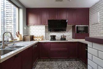 富裕型130平米四室两厅新古典风格厨房图片
