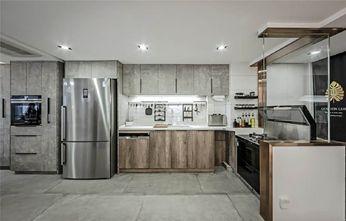 80平米复式宜家风格厨房效果图