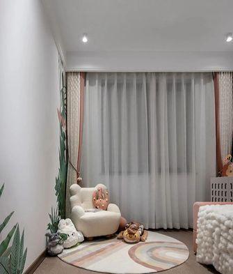 110平米三室两厅宜家风格儿童房图片大全