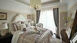 120平米复式欧式风格卧室装修效果图