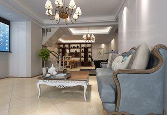 140平米别墅欧式风格客厅图片