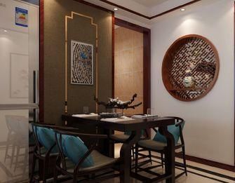 90平米复式混搭风格餐厅设计图