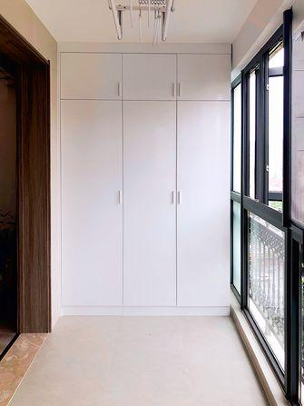 110平米三室三厅欧式风格储藏室图片