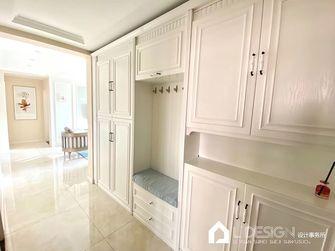 80平米三室两厅英伦风格走廊设计图