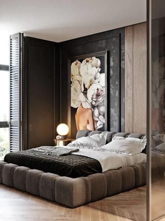 50平米小户型新古典风格卧室设计图