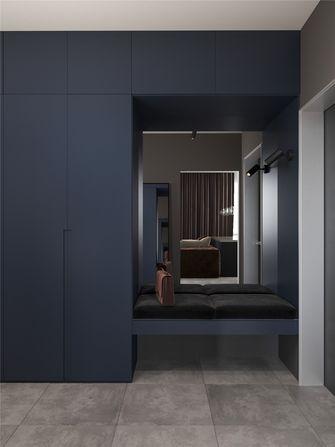 90平米三室一厅现代简约风格储藏室装修效果图