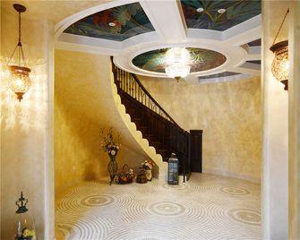 140平米别墅宜家风格楼梯间欣赏图