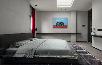 120平米三室一厅新古典风格卧室图