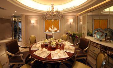 90平米新古典风格餐厅图