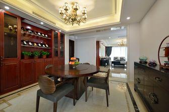 10-15万140平米三室两厅中式风格餐厅装修效果图