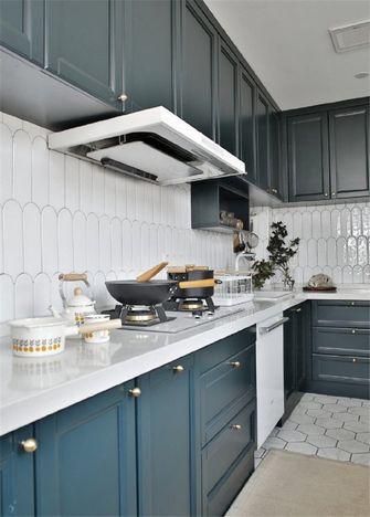90平米三法式风格厨房装修案例