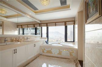 豪华型140平米复式欧式风格卫生间浴室柜图片大全