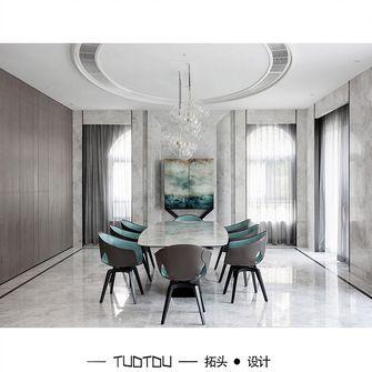 20万以上140平米别墅混搭风格餐厅装修案例