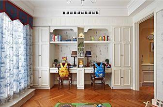 90平米三室一厅地中海风格儿童房装修图片大全