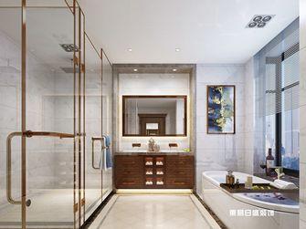 140平米四室三厅中式风格卫生间图