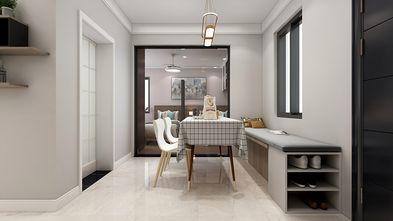 50平米一室两厅现代简约风格餐厅效果图