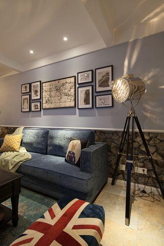 10-15万130平米三室三厅宜家风格客厅装修案例