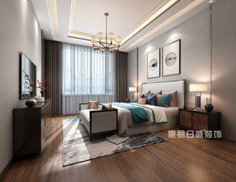 140平米别墅中式风格卧室图片大全