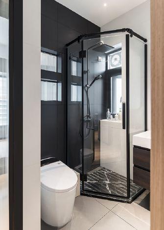 80平米一室一厅现代简约风格卫生间图片