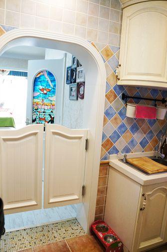 40平米小户型地中海风格厨房图片