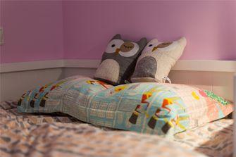120平米四室两厅现代简约风格儿童房装修效果图