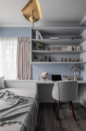 100平米三混搭风格书房图片