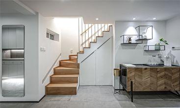 80平米复式北欧风格楼梯间装修效果图