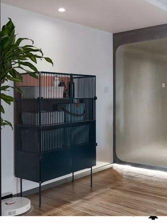 80平米一居室新古典风格客厅设计图