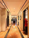 140平米别墅英伦风格走廊装修图片大全