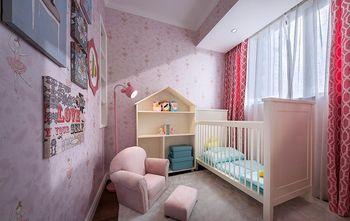 120平米三法式风格儿童房欣赏图