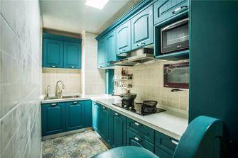 90平米地中海风格厨房装修图片大全