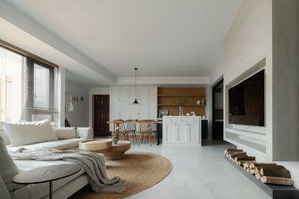 140平米别墅北欧风格客厅图