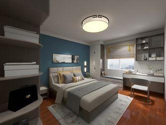 80平米新古典风格卧室图片