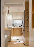 40平米小户型日式风格厨房图片