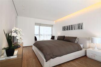 130平米复式北欧风格卧室欣赏图