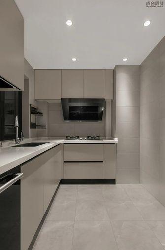 经济型120平米三现代简约风格厨房设计图