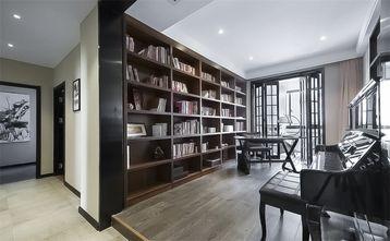 120平米一居室中式风格书房装修案例