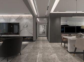 140平米三室三厅现代简约风格走廊装修图片大全