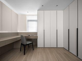 100平米三室两厅现代简约风格衣帽间图片