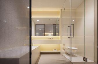 140平米公寓中式风格卫生间图