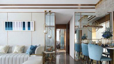 100平米复式地中海风格客厅欣赏图