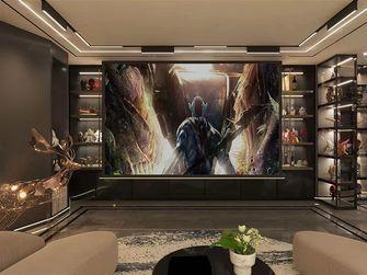 140平米三室两厅其他风格影音室图片