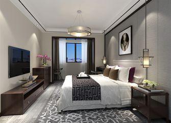 70平米公寓中式风格卧室图片大全