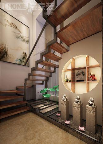 140平米四室两厅中式风格阁楼图片