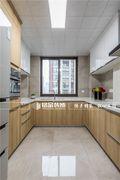 140平米别墅北欧风格厨房欣赏图