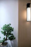 120平米三室两厅东南亚风格玄关设计图