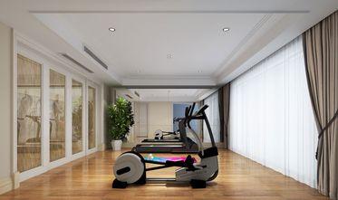 140平米别墅混搭风格健身室图片