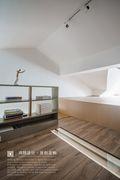 120平米复式日式风格阁楼装修图片大全