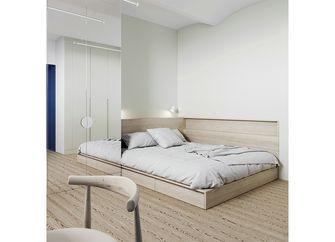 50平米小户型日式风格卧室设计图